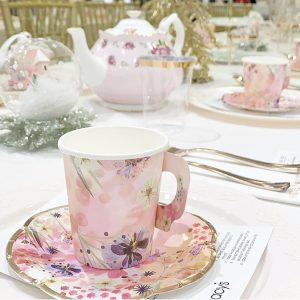 Miami Moms Blog Mommy & me Sweetheart Tea Aventura Doral February 22 & 23