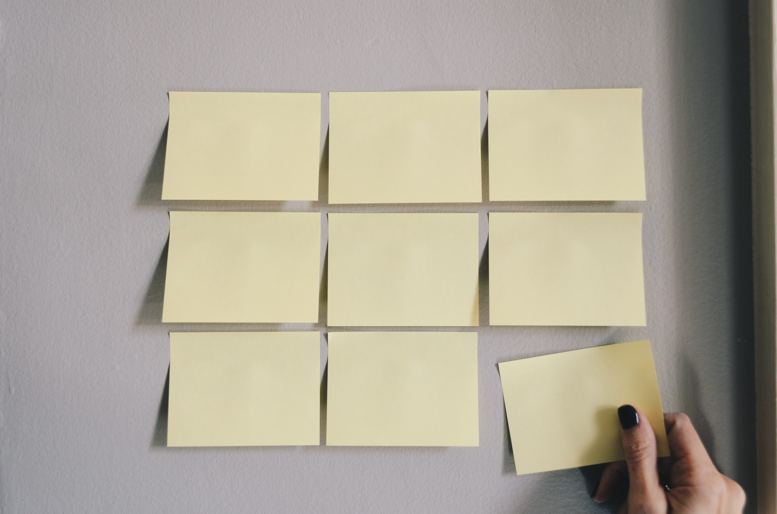 Post-It Notes Setting Goals and Expectations for the Year Ahead Vanessa Santamaria Contributor Miami Moms Blog