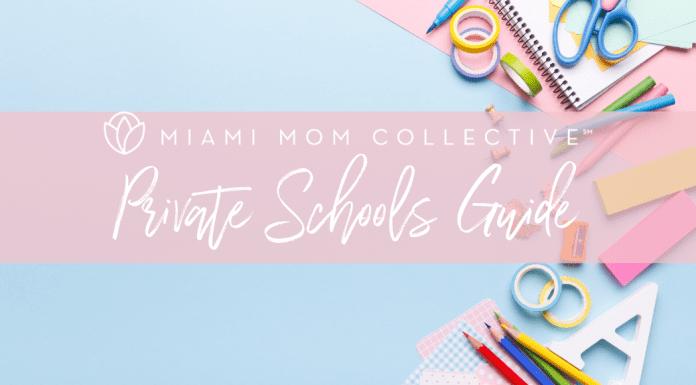 Miami Mom Collective Private Schools Guide
