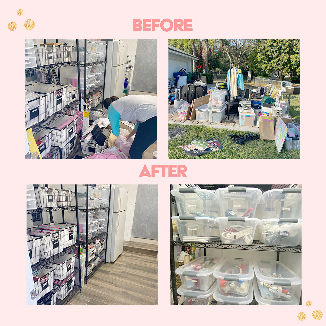 Simplify & Refresh: Tips to Free Yourself From the Clutter Dacia Wiegandt Contributor Miami Moms Blog