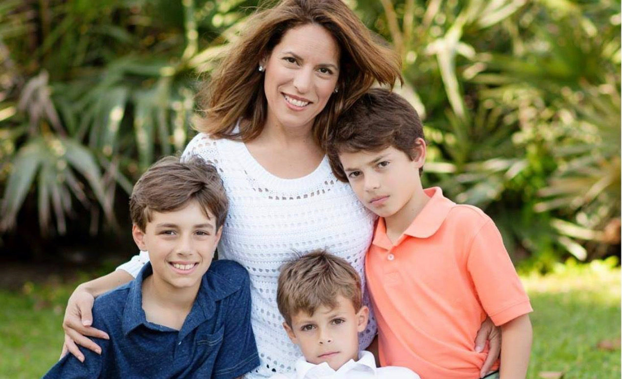 Daisy Blanchard Mom of Boys Miami Moms Blog