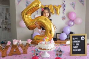 Celebrating Birthdays During Social Isolation: 4 Tips for Making it Special Miami Moms Blog Becky Salgado Contributor