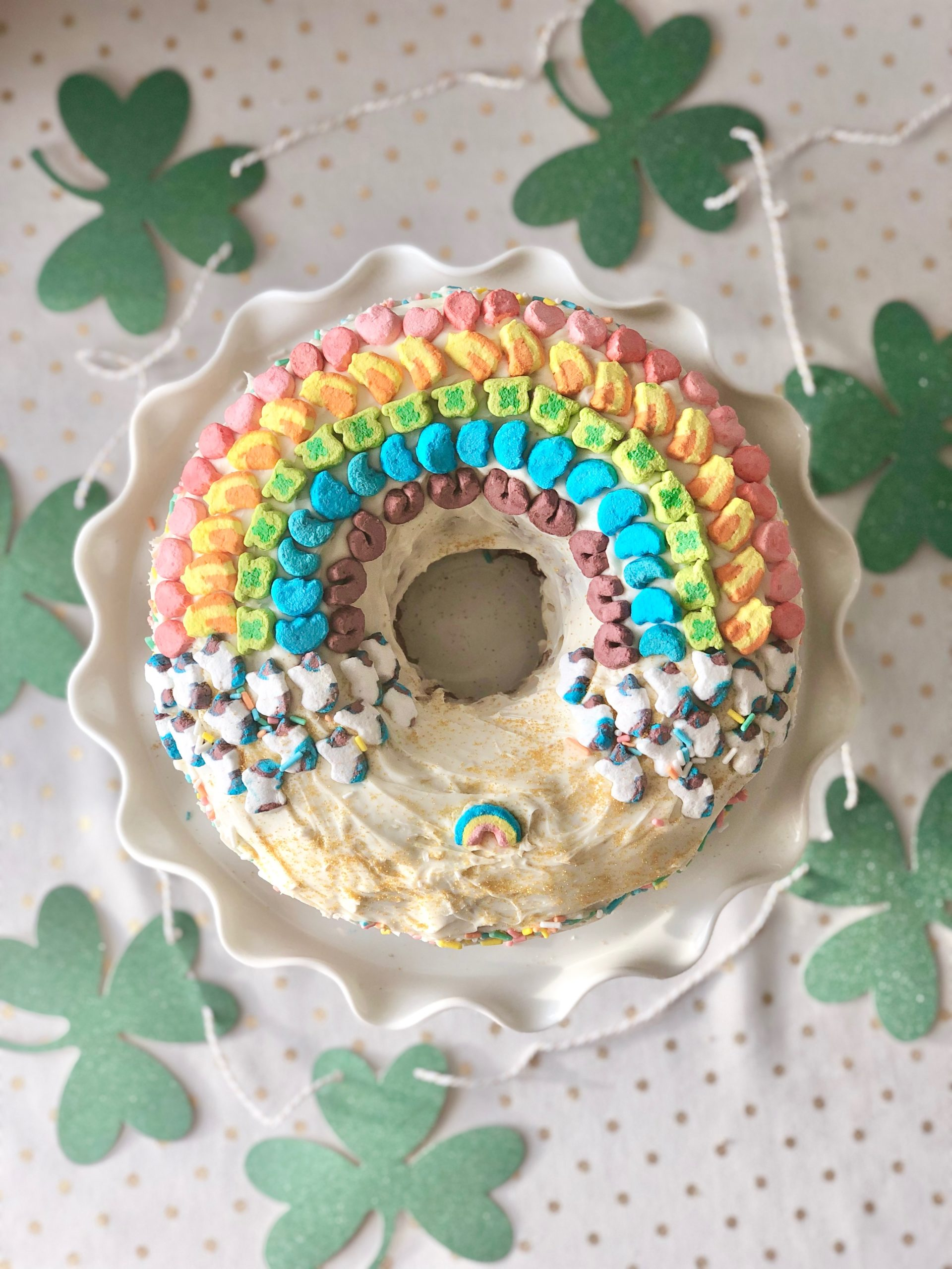 St. Patrick's Day: 5 Fun Desserts to Make With Your Kids Miami Moms Blog Becky Salgado