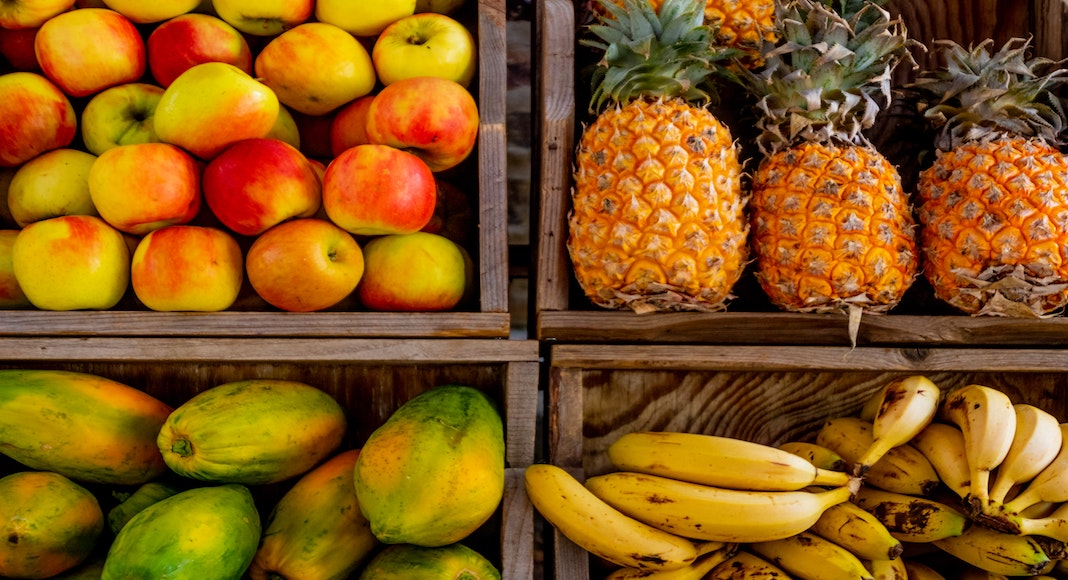A display of fresh fruit (Boosting the Immune System for a Great School Year Ahead Adita Lang Contributor Miami Mom Collective)