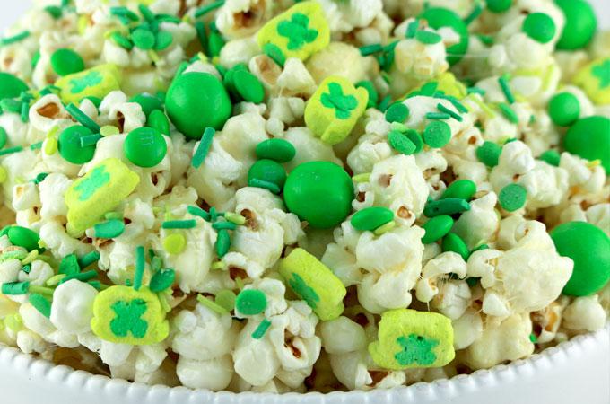 5 Fun Foods to Make for St. Patrick's Day Miami Moms Blog Becky Salgado