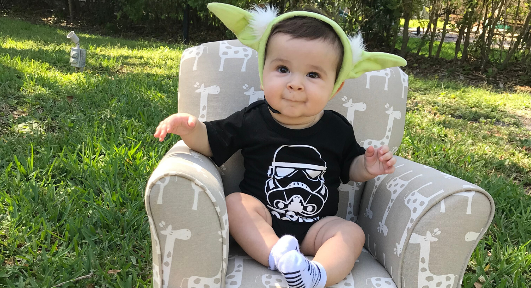 4 Fun and Easy Ways to Celebrate May the 4th- Star Wars Day Ana-Sofia DuLaney Contributor Miami Moms Blog