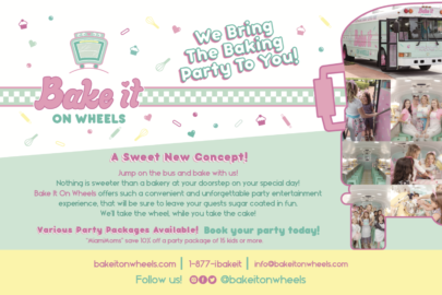 Social Distancing Birthday Guide Miami Moms Blog Bake It On Wheels