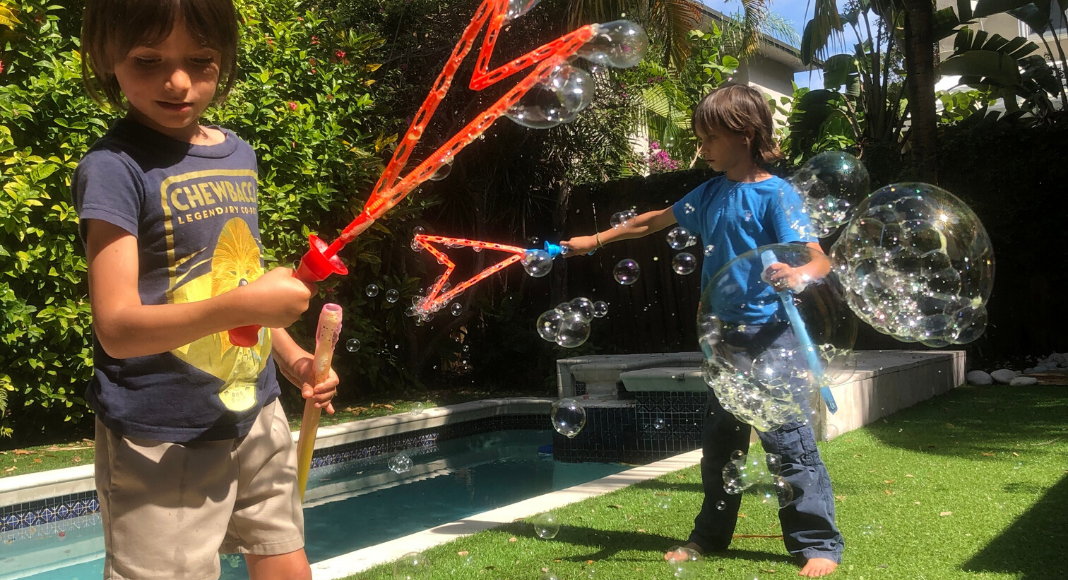 Tres lecciones que aprendí en la cuarentena con mis hijos Caro Mejia Contributor Miami Moms Blog