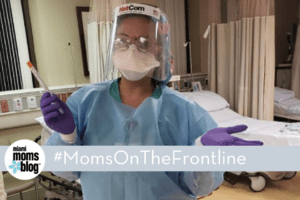 Labor & Delivery Nurse Dianna Hill: Moms On The Frontline miami moms blog