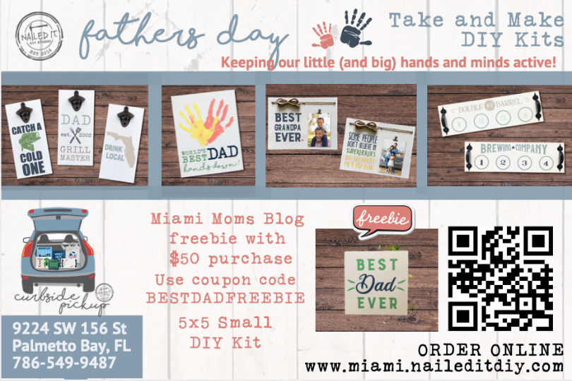 2020 fathers day gift guide nailed it DIY miami moms blog
