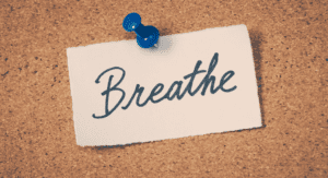 Self Care Doesn't Have to Be Fancy: Just Breathe Andrea Wood Contributor Miami Moms Blog