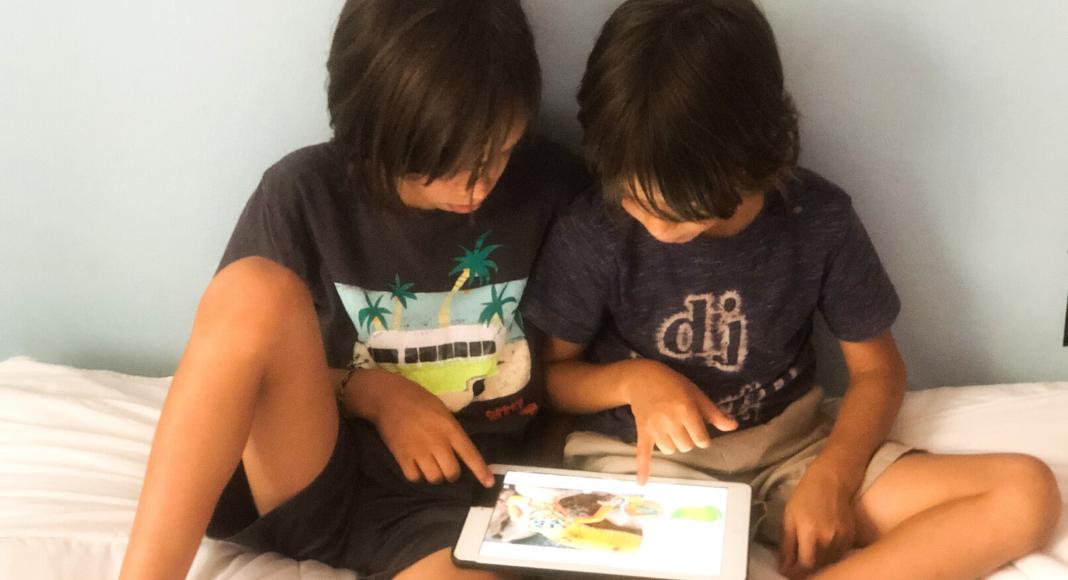3 apps para niños que toda mamá debe tener Caro Mejia Contributor Miami Moms Blog