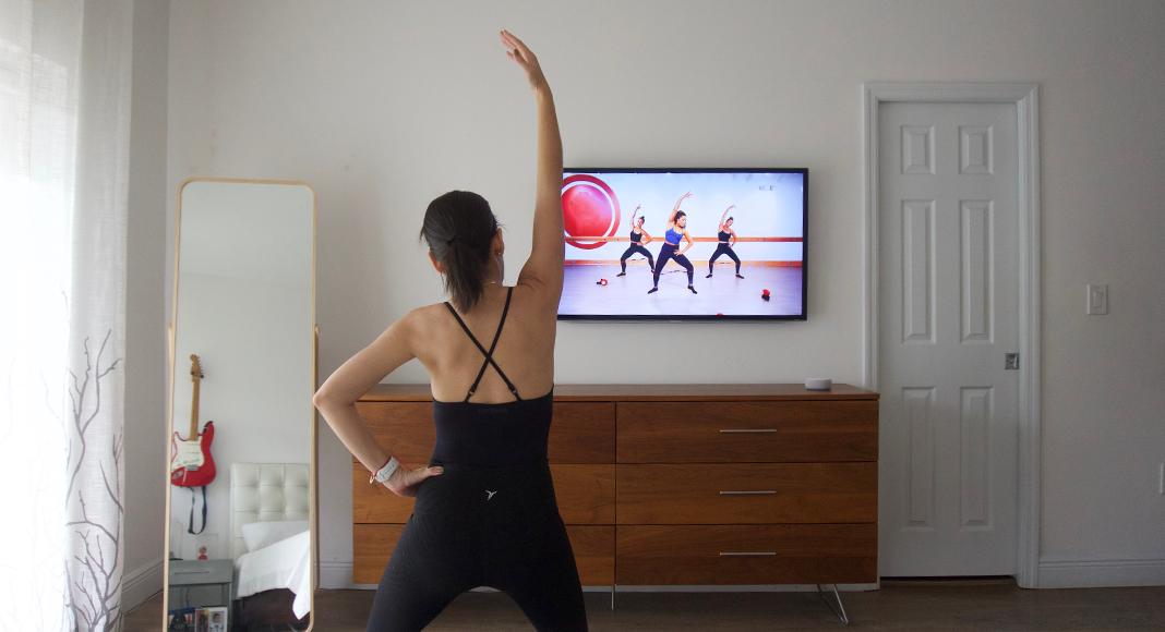 Meus três aplicativos favoritos para fazer exercícios em casa Miami Mom Collective