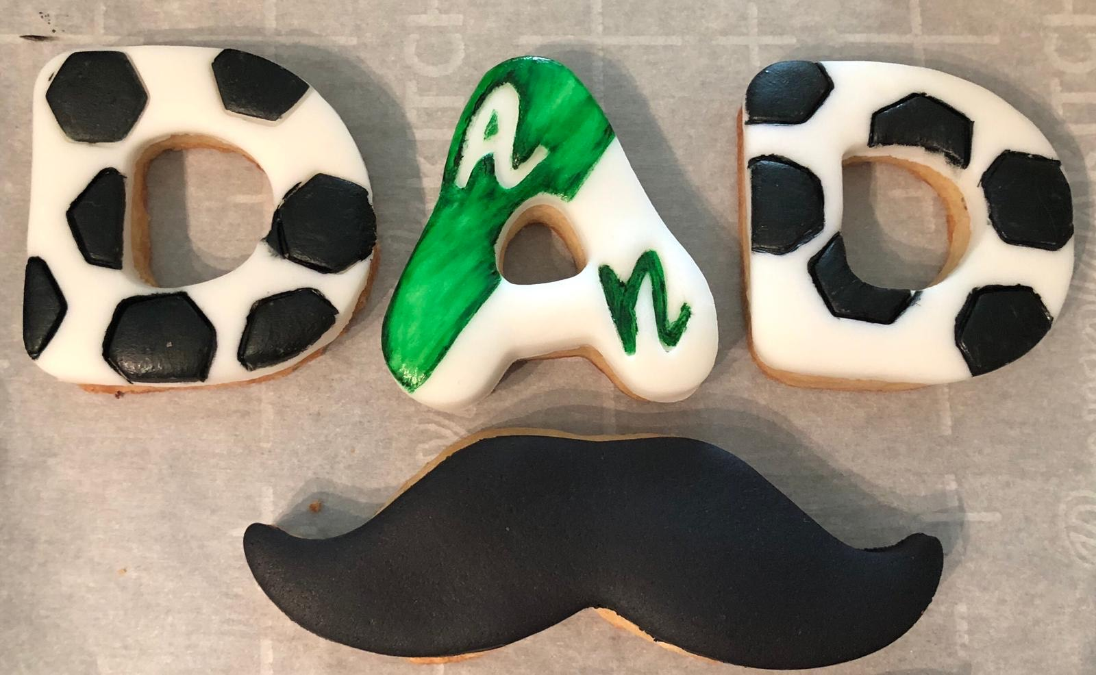 Father's Day Cookies: Surprise Dad with a DIY Homemade Treat miami moms blog