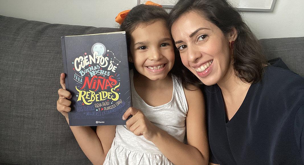 Tres libros que le leo a mi hija para hablar de feminismo Macy Calderon Contributor Miami Moms Blog