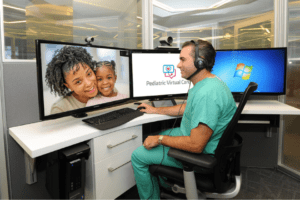 Telehealth Exclusively for Children from Nicklaus Children's Hospital Miami Moms Blog