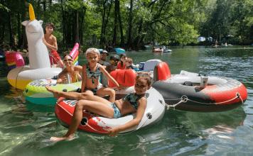 Ginnie Springs, Santa Fe River Tubing Adventure {Road Trip Series} Miami Mom Collective Illicit Ojeda