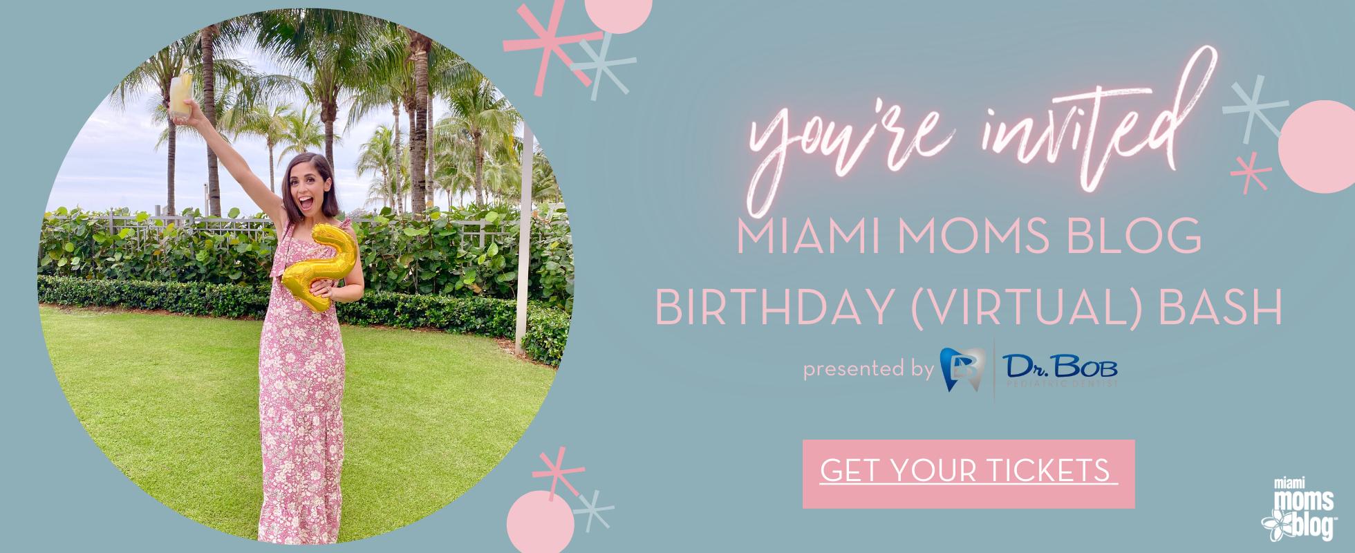 miami moms blog birthday bash