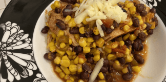 Taco Chicken Bowls: My Favorite Crock-Pot Recipe Stacey Geiger Contributor Miami Mom Collective