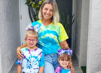 DIY Tie-Dye T-Shirts: The 70's are Making a Comeback! Ailyn Quesada Contributor Miami Mom Collective