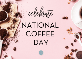 miami mom collective national coffee day