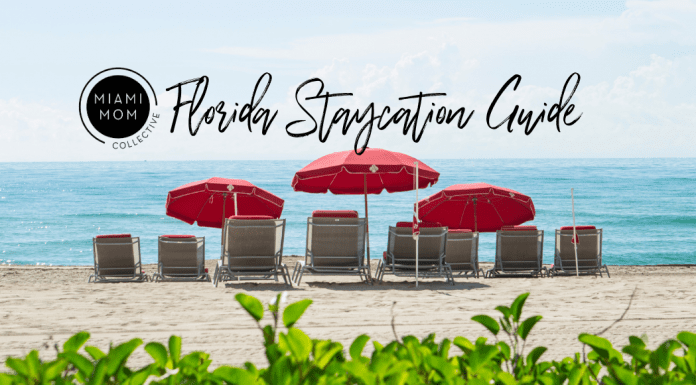 Ultimate Florida Staycation Guide | Local Vacation Destinations Miami Mom Collective
