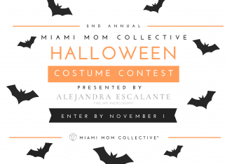 2nd Annual Miami Mom Collective Halloween Costume Contest