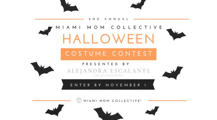 2nd Annual Miami Mom Collective Halloween Costume Contest