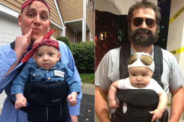 Baby Carrier Halloween Costumes Bella Behar