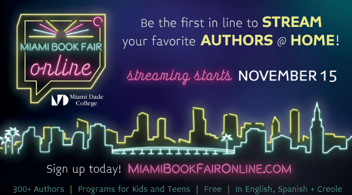 Miami Book Fair Online Miami Mom Collective