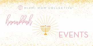 2020 Hanukkah Events in Miami Lynda Lantz Contributor Miami Mom Collective