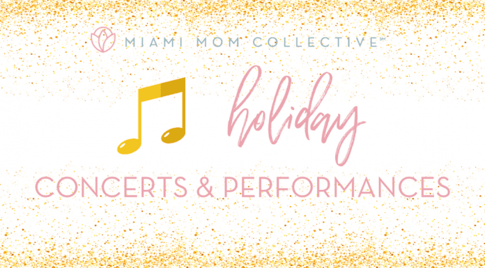 2020 Guide to Holiday Concerts & Performances Lynda Lantz Contributor Miami Mom Collective