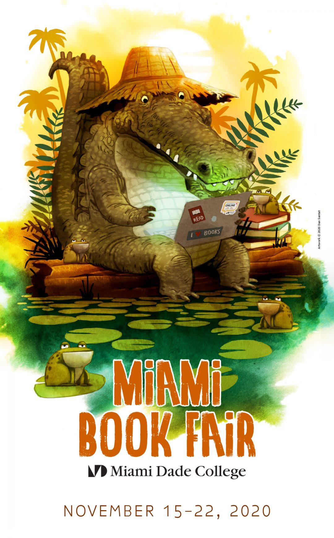 Miami Book Fair Online Miami Mom Collective