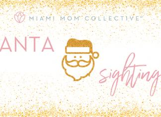 2020 Guide to Miami Santa Sightings Lynda Lantz Contributor Miami Mom Collective
