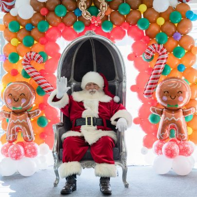 Santa Claus Holiday Events & Activities Guide Lynda Lantz Contributor Miami Mom Collective