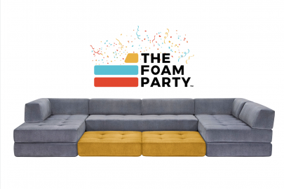 The Foam Party Sofa Holiday Gift Guide Miami Mom Collective