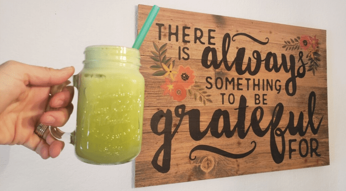 Going Green for National Green Juice Day Sandra Jacquemin Contributor Miami Mom Collective