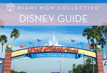Disney Guide miami mom collective Becky Salgado