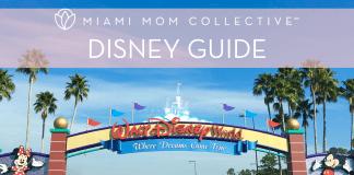 Disney Guide miami mom collective Becky Salgado