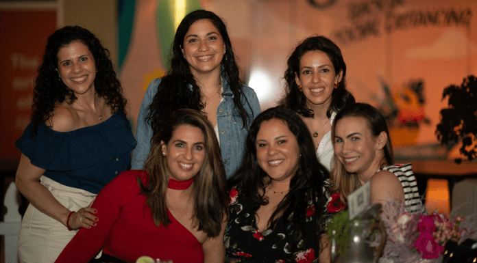 Miami Mom Collective Galentine's Night Out at The Doral Yard February 2021