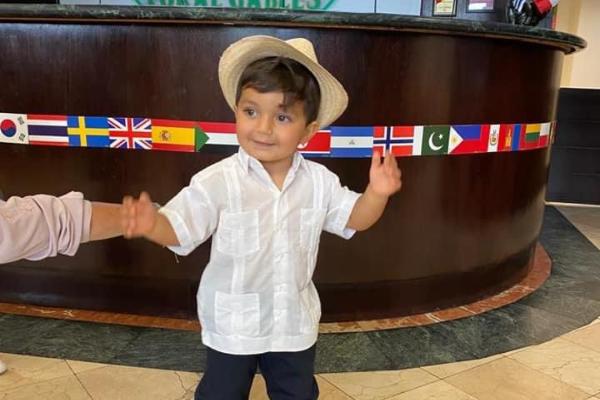 Bella's son having fun at preschool (Daycare & Preschool During the Ongoing Pandemic Bella Behar Contributor Miami Mom Collective)