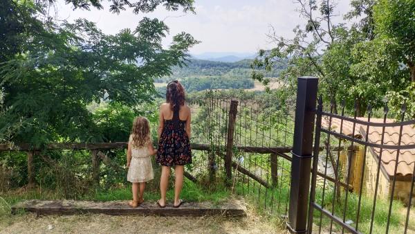 Kristen's daughters