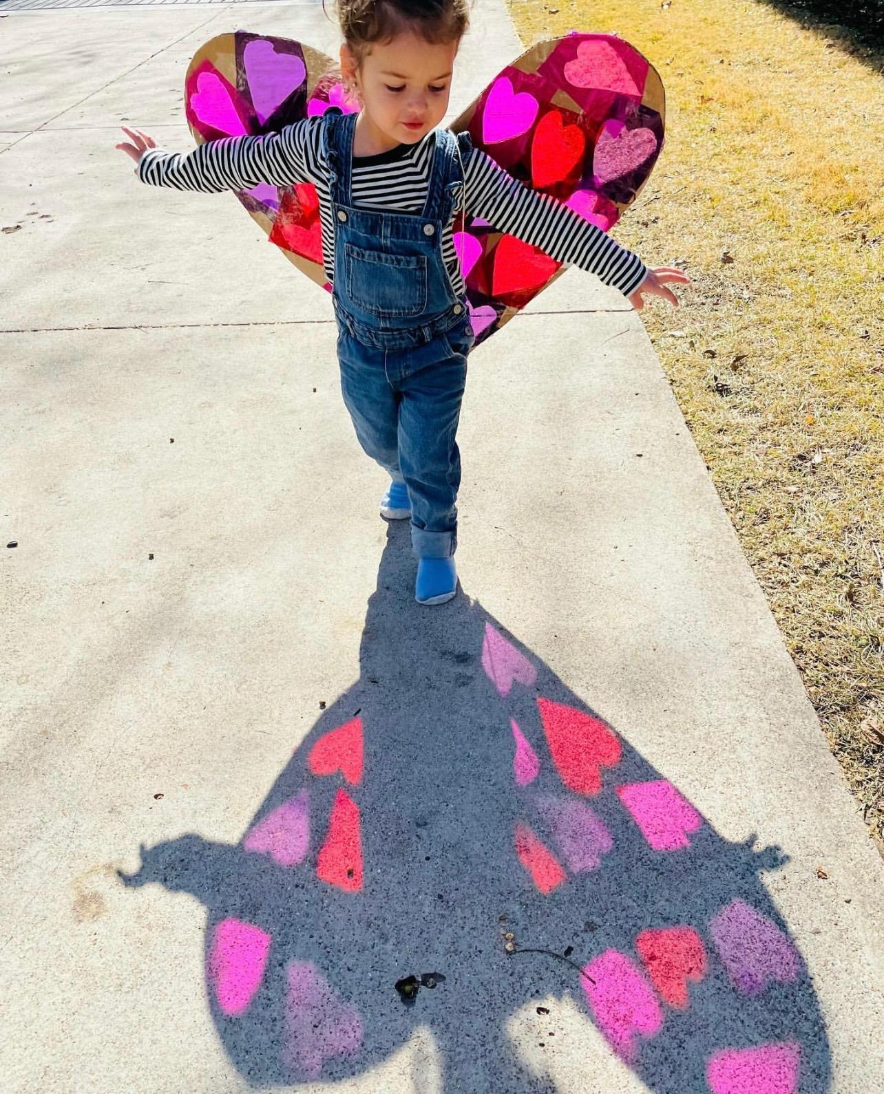 Sun-catcher wings (Becky Salgado Contributor Miami Mom Collective)