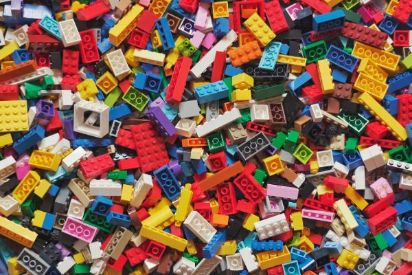 Lego bricks (Jessica Alvarez-Ducos Contributor Miami Mom Collective)