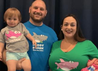 Alisa and her family (Miami Mom Collective Welcomes MIA Mom Alisa Britton Contributor)