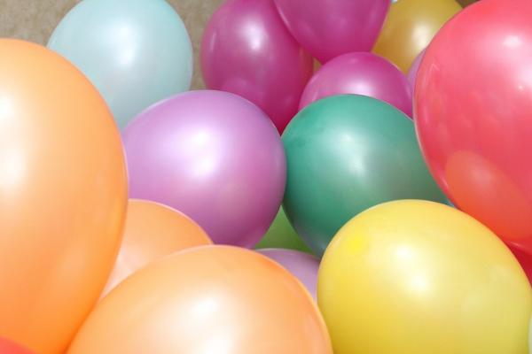 Balloons (Jessica Alvarez-Ducos Contributor Miami Mom Collective)