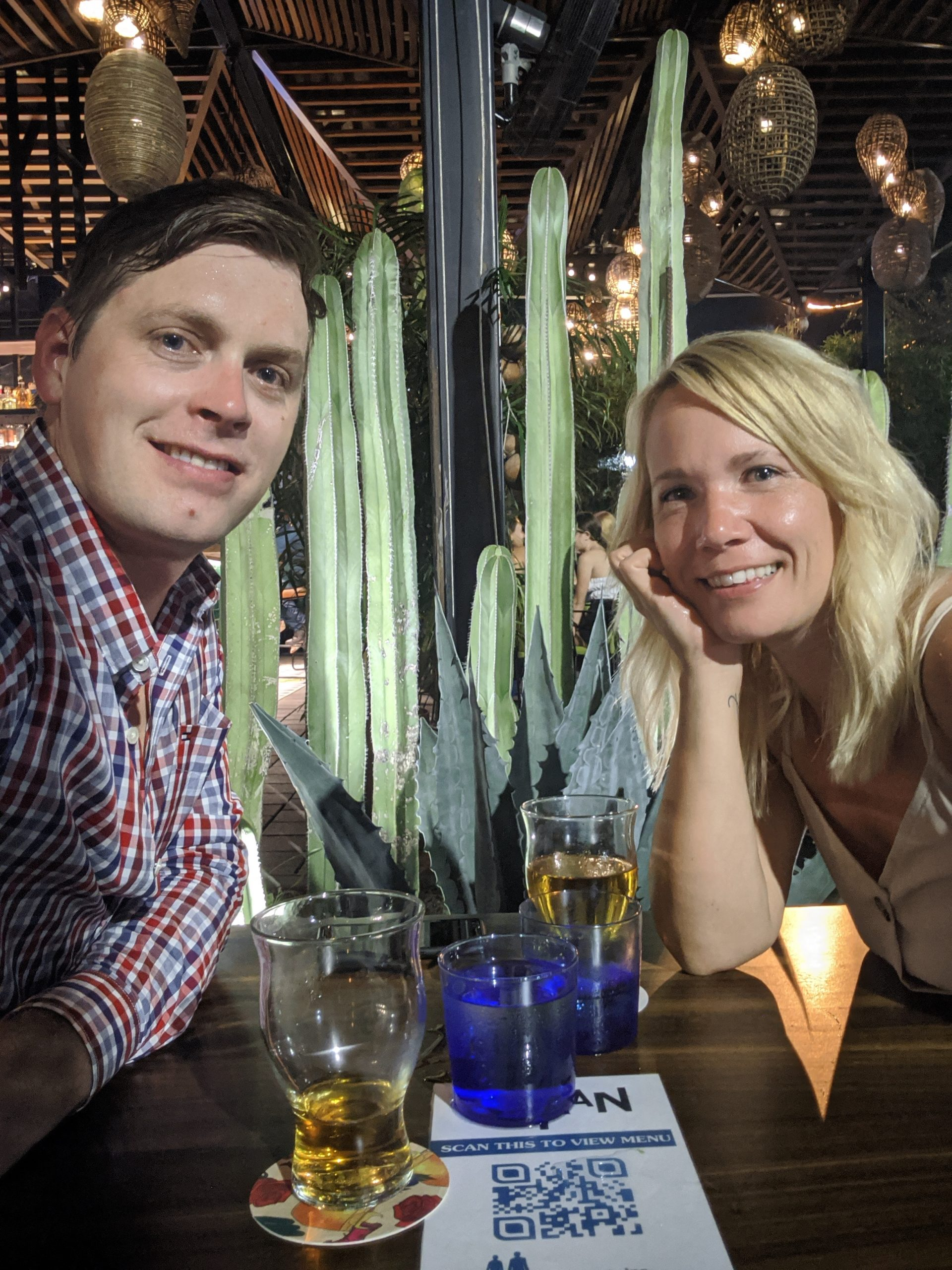 Rachel and her husband (Dating Your Spouse: It's the Best Investment You'll Ever Make Rachel Hulsund Contributor Miami Mom Collective)