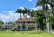 A photo of The Deering Estate in Palmetto Bay (Instagram Worthy: The Top 10 Most Instagrammable Places in Miami Vanessa Santamaria Contributor Miami Mom Collective)