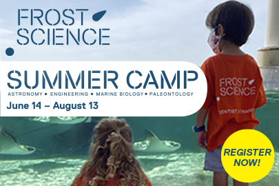 Frost Science Summer Camp (Lynda Lantz Contributor Miami Mom Collective)