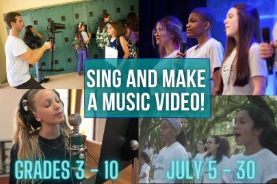 The Children's Voice Chorus camp graphic (Lynda Lantz Contributor Miami Mom Collective)